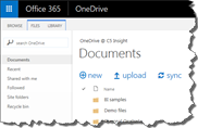 OneDrive for Business Office 365