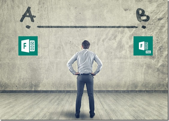 Top 3 Differences Between Microsoft Forms and Forms Pro That You Must Know!