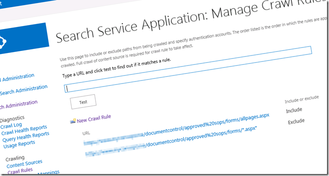 Get More Relevant SharePoint Search Results with Only 2 Crawl Rules!