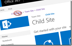 Hide Root Node of the SharePoint Breadcrumb like a Pro with CSS!