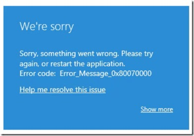 Dynamics365AppforOutlookWeresorry