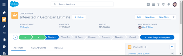 Salesforce CRM for Marketers in the carolinas